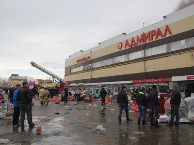 """По делу о гибели 17 человек в ТК """"Адмирал"""" задержана пристав, закрывшая глаза на грехи арендаторов"""
