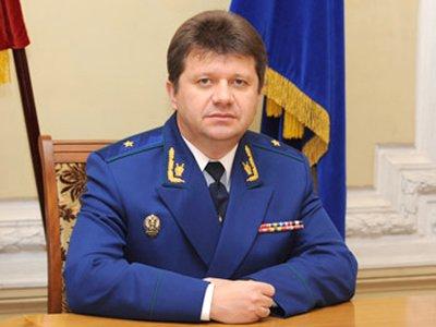 Первый зампрокурора Москвы к. ю. н. Александр Козлов переброшен в Тулу