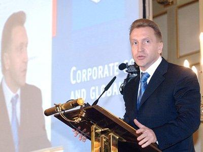 Шувалов назвал обеспечение справедливого правосудия вызовом номер один для России