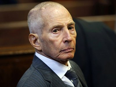 Американскому миллиардеру Роберту Дарсту предъявили новые обвинения