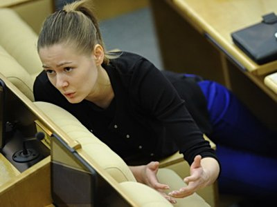 """Суд оценил """"моральные страдания"""" депутата Кожевниковой в 3000 руб"""