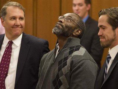 Американец, по ошибке отсидевший в тюрьме почти 40 лет, получит более $1 млн
