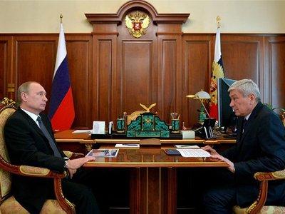 Глава Росфинмониторинга доложил Путину, на какие рынки переместились теневые денежные потоки