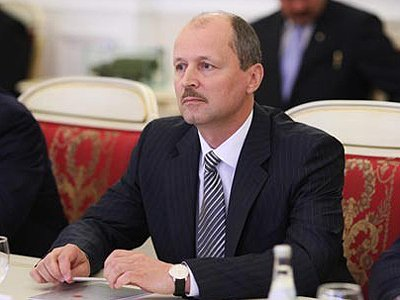 Владислав Меньщиков провел в ГУСП всего около года