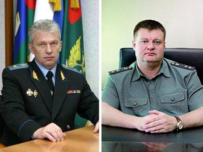 Сергей Замородских (слева) и Сергей Щебекин