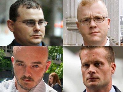 Суд вынес приговоры экс-сотрудникам американского ЧОПа по делу об убийстве мирных иракцев