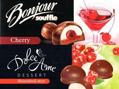 ФАС запретила кондитерам копировать дизайн зефира в шоколаде Bonjour