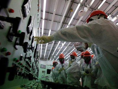 """Японский суд разрешил перезапуск двух реакторов АЭС """"Сэндай"""""""
