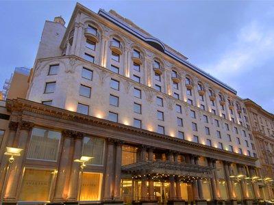 ФАС одобрила ходатайство АФК «Система» о закупке отелей сына Якунина