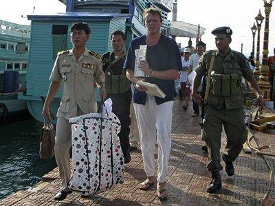 Сергей Полонский арестован в Камбодже - адвокат