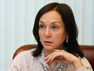 Валерия Адамова пробудет в отставке одни сутки