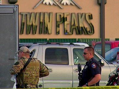 В США 170 байкерам предъявлены обвинения после стрельбы в техасском баре