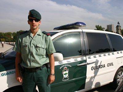Гражданскую гвардию Испании по ошибке внесли в список террористов