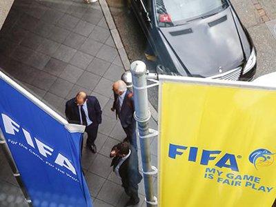 В Цюрихе полиция арестовала группу высокопоставленных чиновников ФИФА