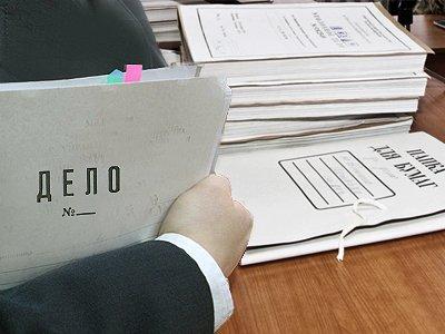 Главам двух управлений Суддепа предъявлено обвинение по делу на 500 млн руб.