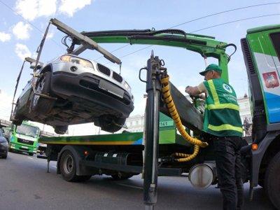 Прокуратура Москвы потребовала устранить нарушения при эвакуации машин
