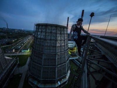 За селфи на 40-метровой вышке ТЭЦ руфер отделается символическим наказанием