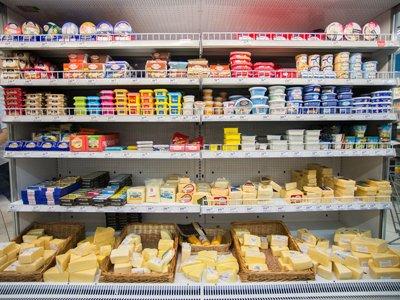 Ретейлеры: поправки Госдумы приведут к перебоям с продуктами