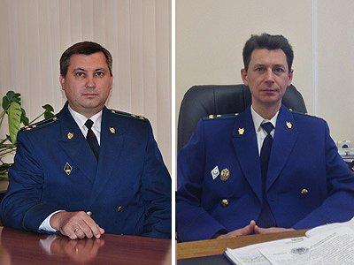 Сергей Сапожков (слева) и Валерий Цыбуленко