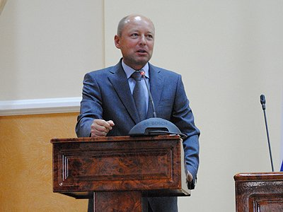 Оренбургский облсуд проводил своего зампреда на должность главы АС Севастополя