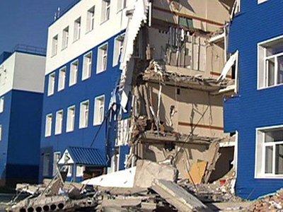 23 человека погибли в результате обрушения казармы ВДВ, возбуждено дело