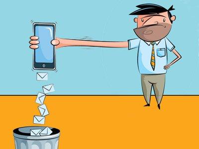 ОП хочет заставить операторов бороться с СМС-спамом