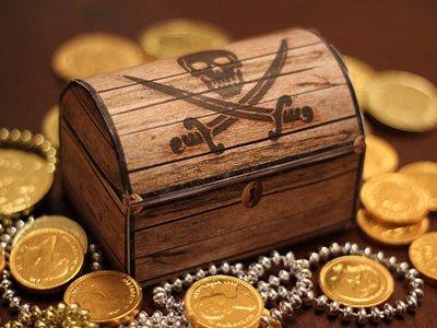 Пиратские сокровища достанутся правообладателям