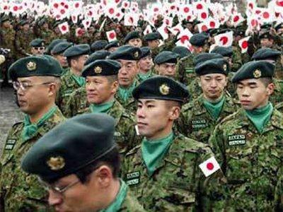В Японии принят закон, расширяющий полномочия вооруженных сил