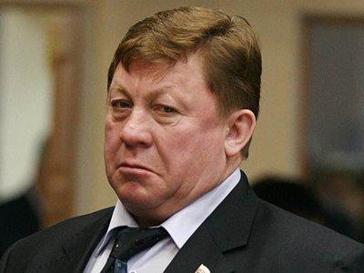 Бывший мэр Усть-Илимска Владимир Ташкинов