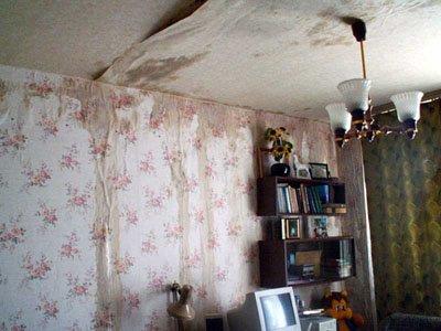 Осужденный после освобождения отсудил 1 млн руб. за потопы в квартире