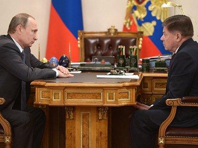 Глава ВС предложил Путину избавить суды от 300000 уголовных дел