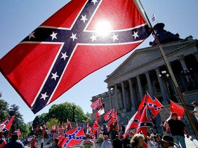 Американский суд разрешил штату Вирджиния убрать флаг конфедератов с автомобильных номеров