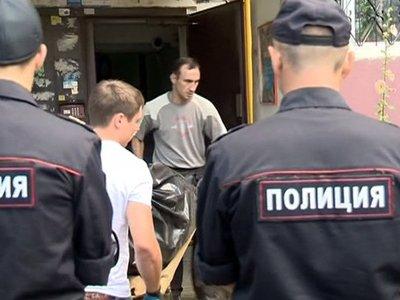 При задержании Олег Белов оказал сопротивление и был ранен