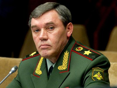 Украинский суд заочно арестовал главу российского Генштаба