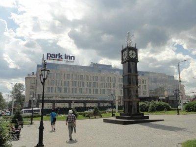 Суд обязал мэрию снести копию Биг-Бена в центре города, пока ее инвестор объявлен в розыск