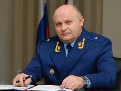 Владимир Чуриков возглавляет прокуратура Волгоградской области с апреля 2010 года