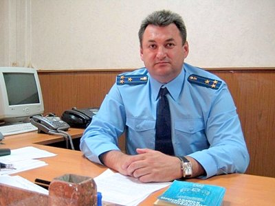 Искитимский межрайонный прокурор Новосибирской области Геннадий Ситников