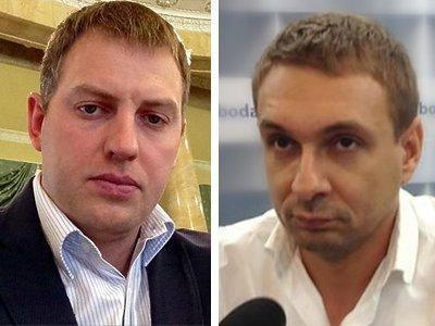 Владимир Осечкин (слева) и Денис Солдатов