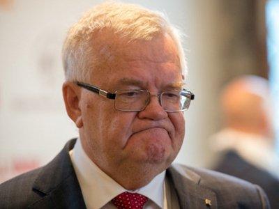Суд отстранил мэра Таллина от должности на время расследования дела о коррупции