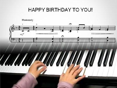 Песня Happy Birthday To You перешла в общественное пользование