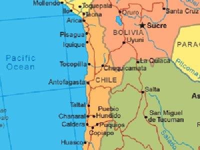 Суд ООН рассмотрит территориальный спор между Чили и Боливией