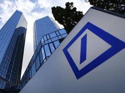 Объем подозрительных сделок в российском офисе Deutsche Bank оценен в $10 млрд