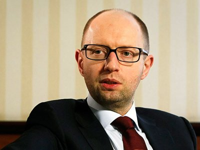 Арсения Яценюка подозревают в коррупции
