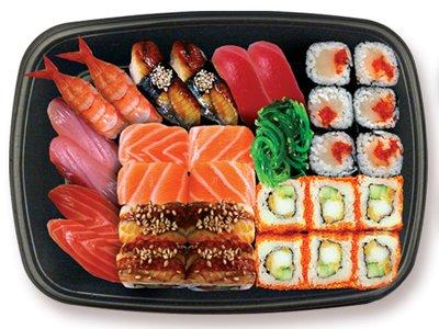 ФАС назначила штраф за оскорбление вэфире любителей суши