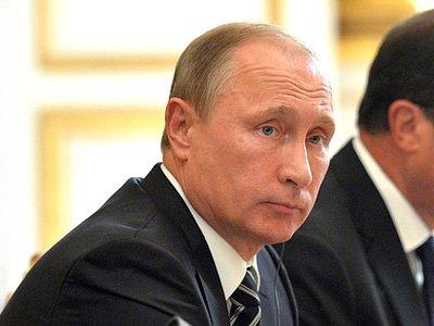 В Госдуму внесут законопроект об ответственности за оскорбление Путина