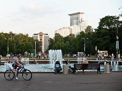 ФАС нашла в парке Горького 113 незаконных торговых точек и 36 – в Московском зоопарке