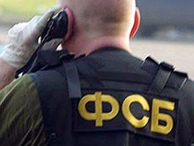 ФСБ проводит осмотр кабинетов в управлении МВД по Екатеринбургу