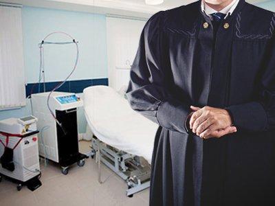 ВС не поддержал судью, который ходил лечиться к обвиняемому
