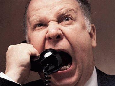"""""""Что вы на меня кричите, ведь я вам в своей работе не подчинен!"""""""