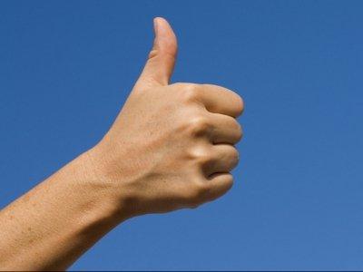 СИП прекратил правовую охрану товарного знака в виде кисти с поднятым пальцем